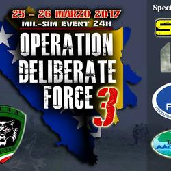 Op. Deliberate Force III