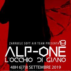 ALP-ONE: L'OCCHIO DI GIANO