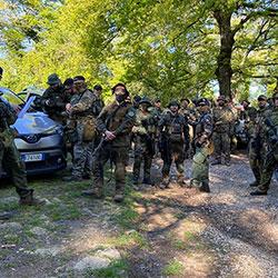 Patrol Training
