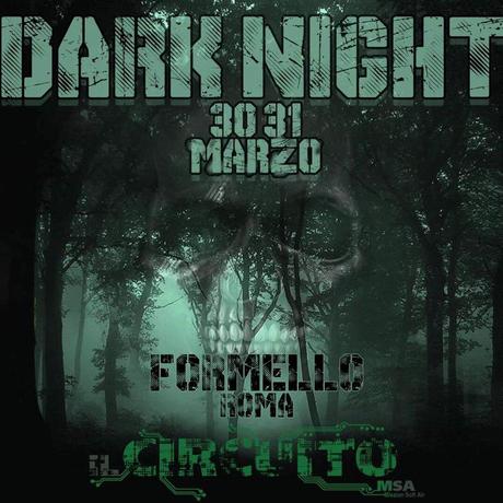 Dark Night - Misim - Organizzatori