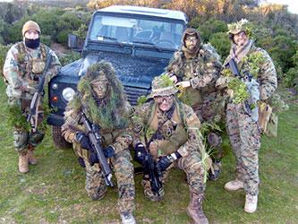 Raid & Recon VI - Operazione Behind Enemy Lines