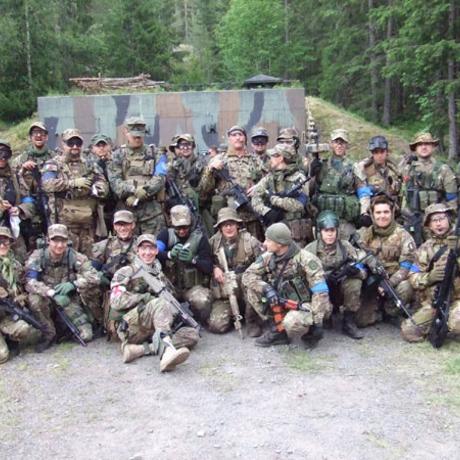 Berget 6 - Svezia